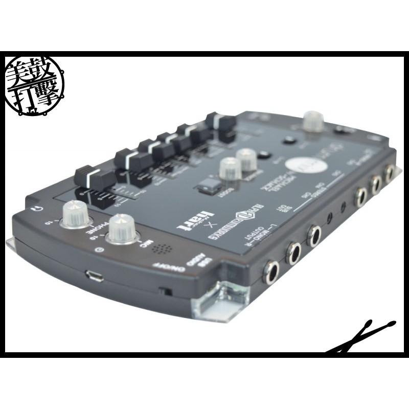 AD DRUMMIX 鼓手設計 5 channel混音器 (DRUMMIX) 【美鼓打擊】
