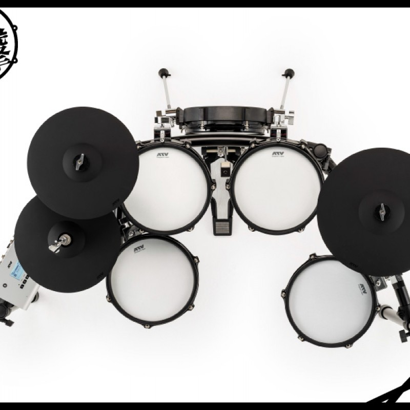 ATV EXS-3 中階全功能版電子鼓