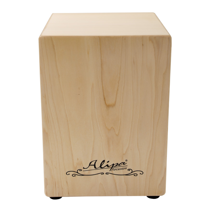 Alipa 600 原木色兒童木箱鼓 Cajon