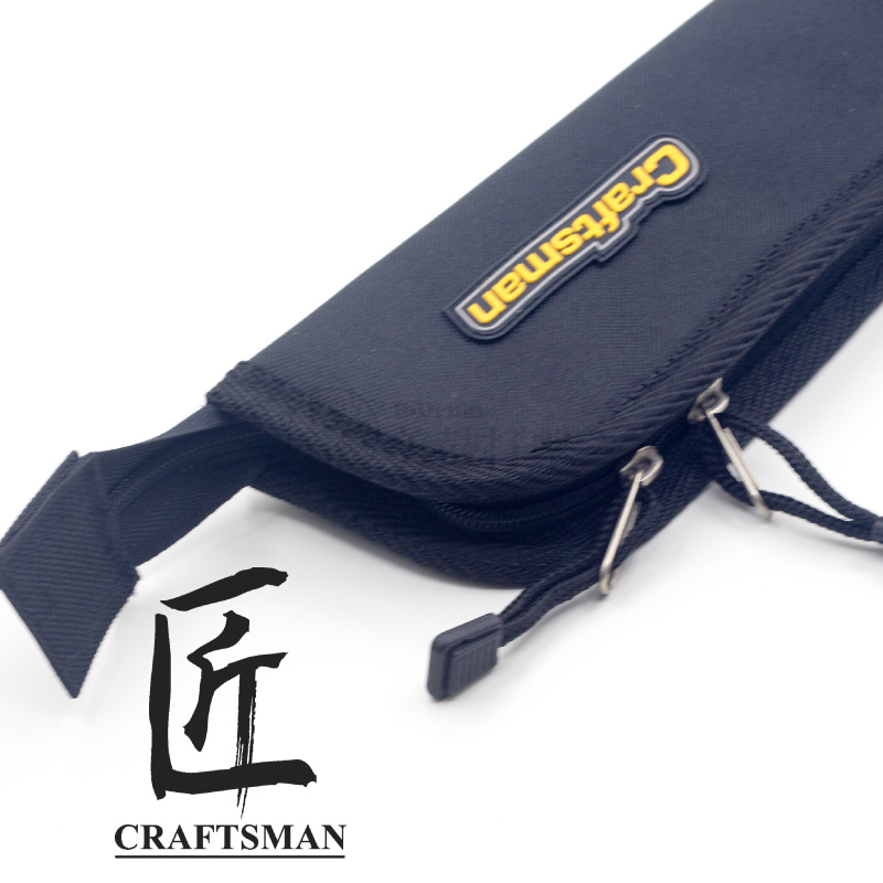 匠 Craftsman 小鼓棒袋-黑色款式 (C-BSS-B) 【美鼓打擊】