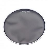 DIXON 8吋黑色靜音網狀鼓皮