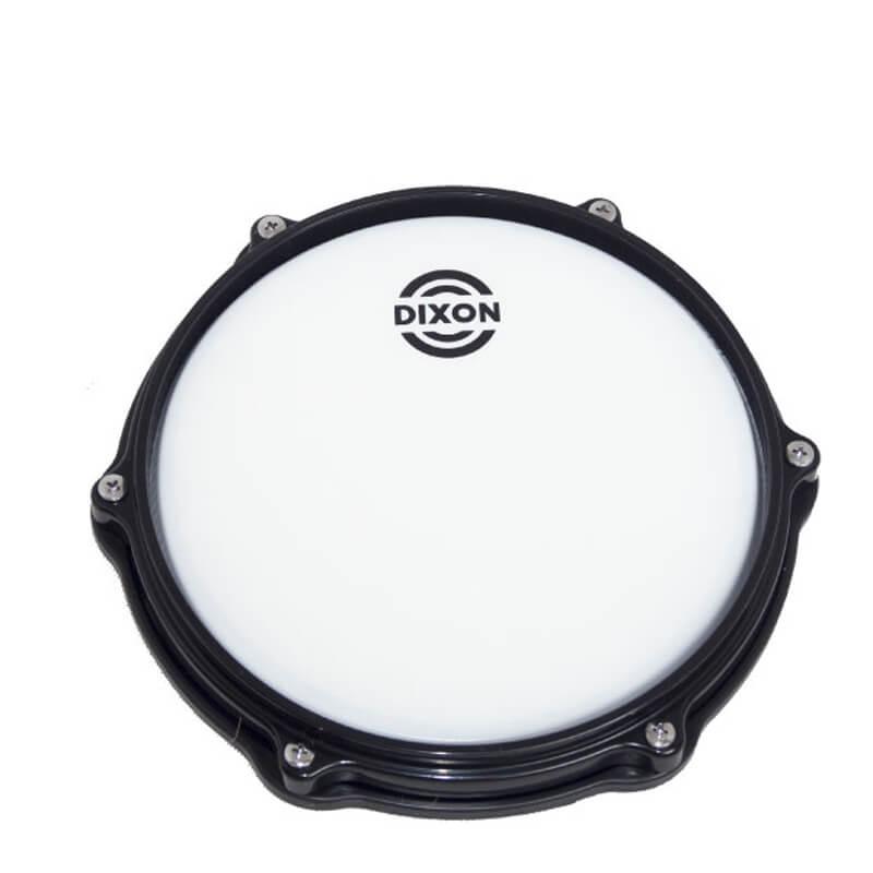DIXON 十吋白色皮面打點板/打擊墊