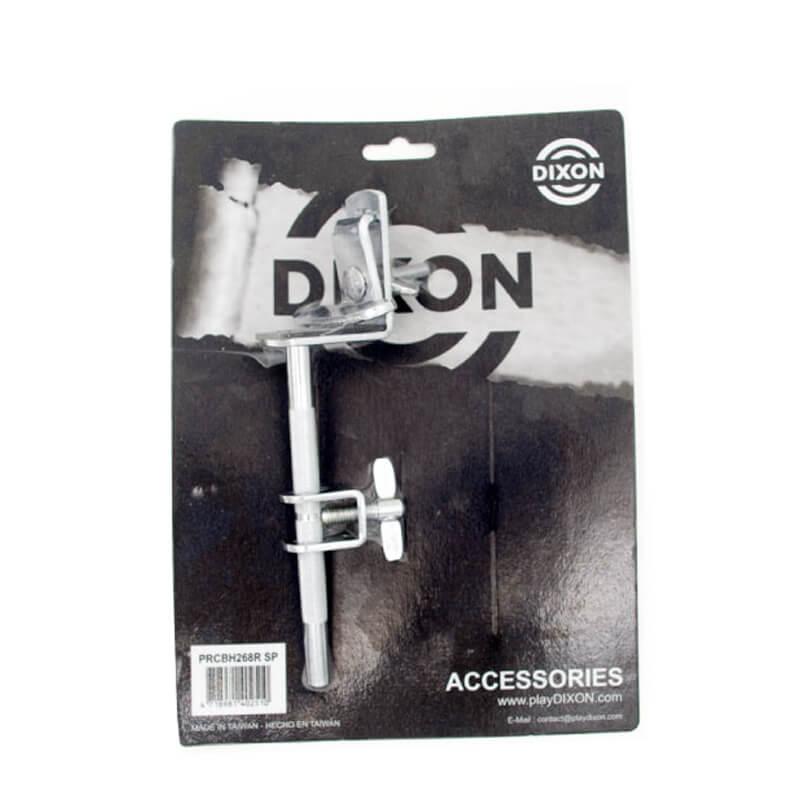 DIXON 大鼓框牛鈴 | Agogo夾 (PRCBH268RSP) 【美鼓打擊】