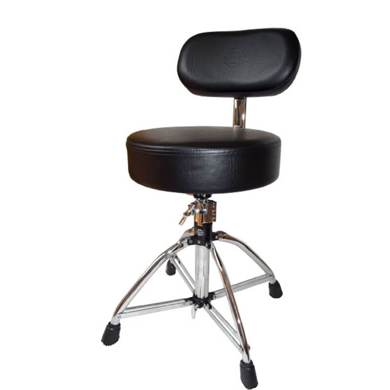 DIXON PSN 9202  旋轉調高度 可靠背超舒適鼓椅 (PSN-9202) 【美鼓打擊】