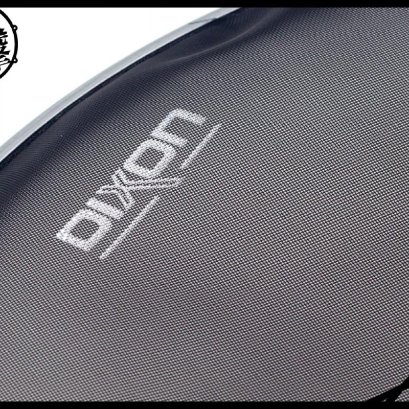 DIXON 13吋黑色靜音網狀鼓皮