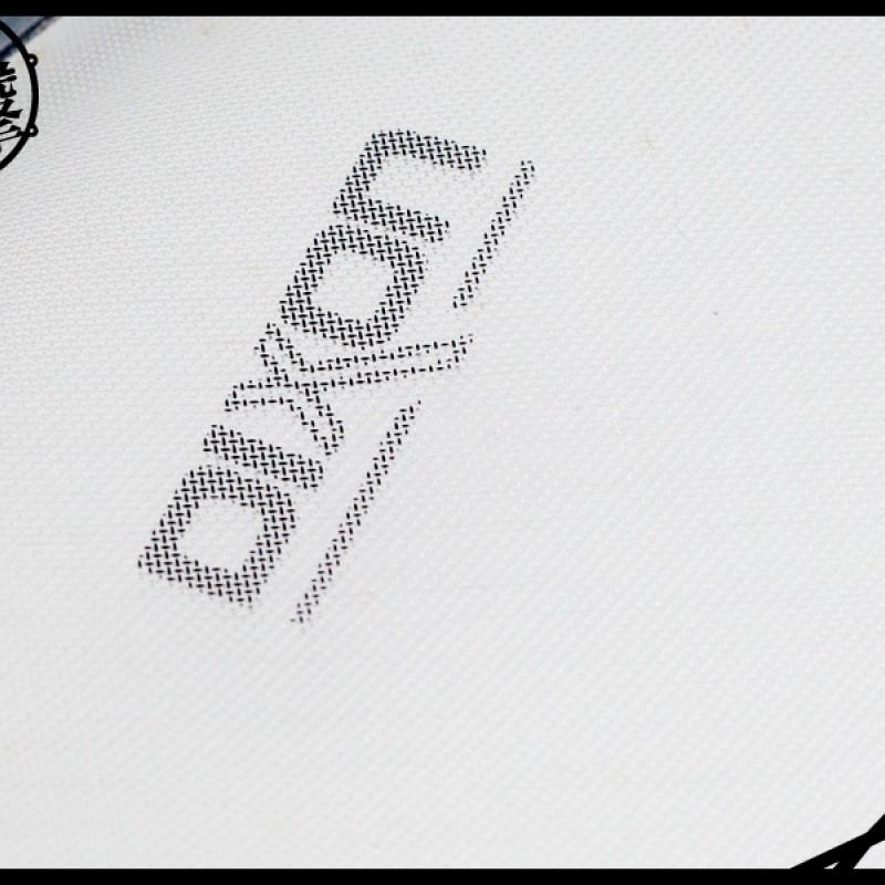 DIXON 14吋白色靜音網狀鼓皮