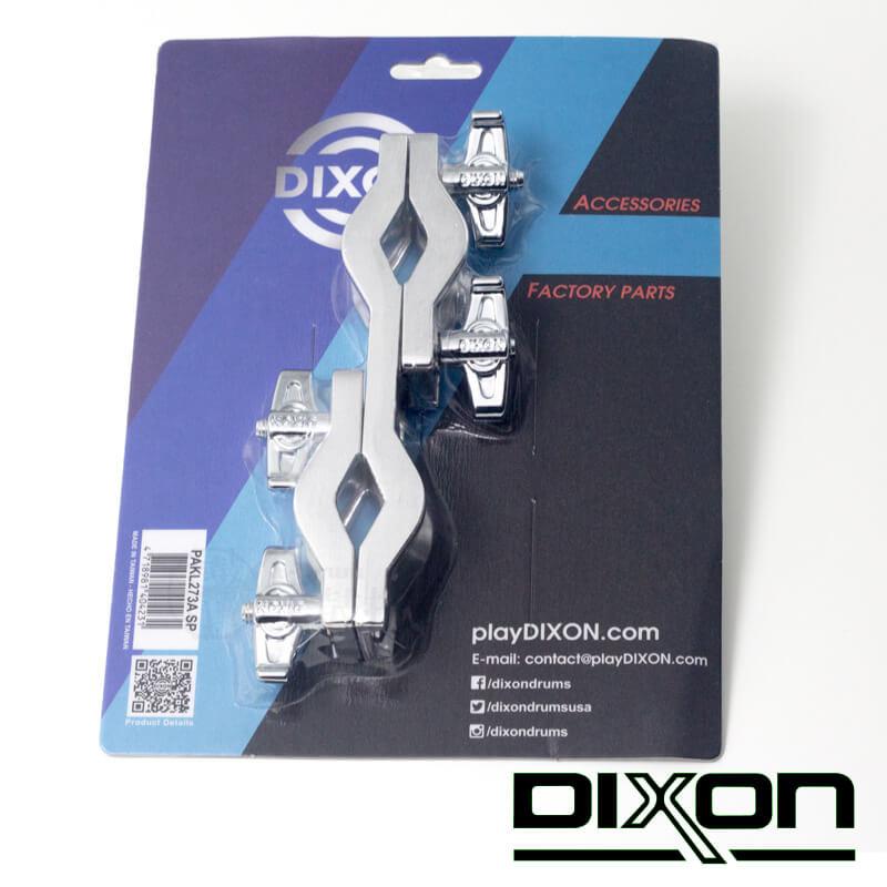 DIXON 萬用8字夾 | 多用途二孔夾 (PAKL273A-SP) 【美鼓打擊】