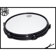 DIXON 10吋 大鼓練習墊 打點板 白色皮面鼓皮