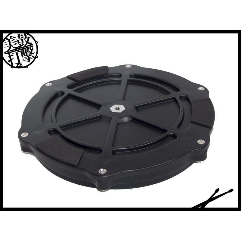 DIXON Kinde 十吋黑色網狀鼓皮打點板/打擊墊 (PDP266-K) 【美鼓打擊】