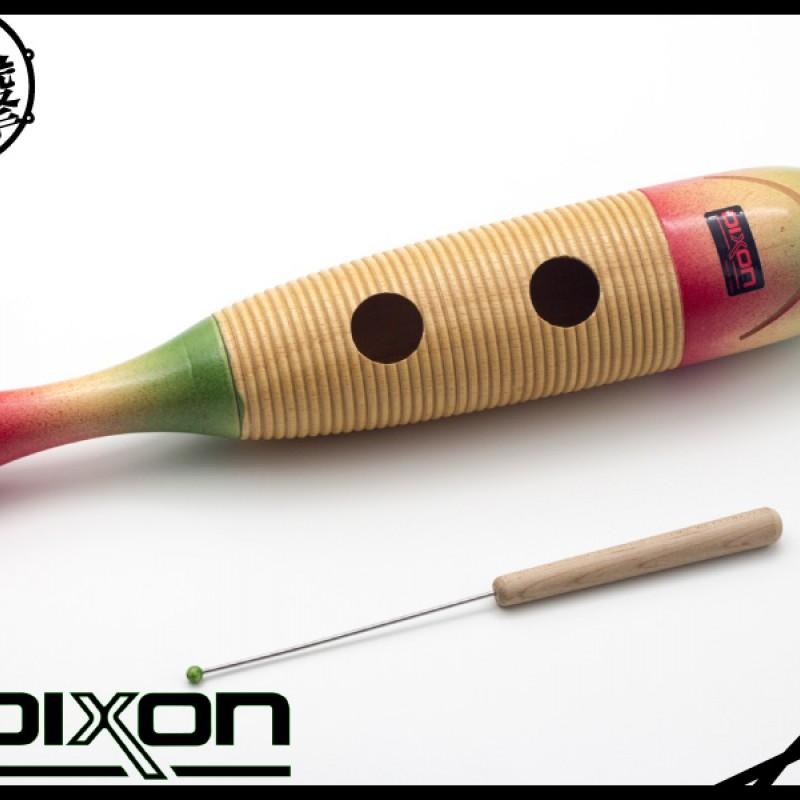 DIXON 木製魚型刮葫