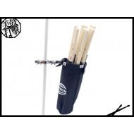 DIXON 開口鼓棒袋延伸架 可放七雙鼓棒