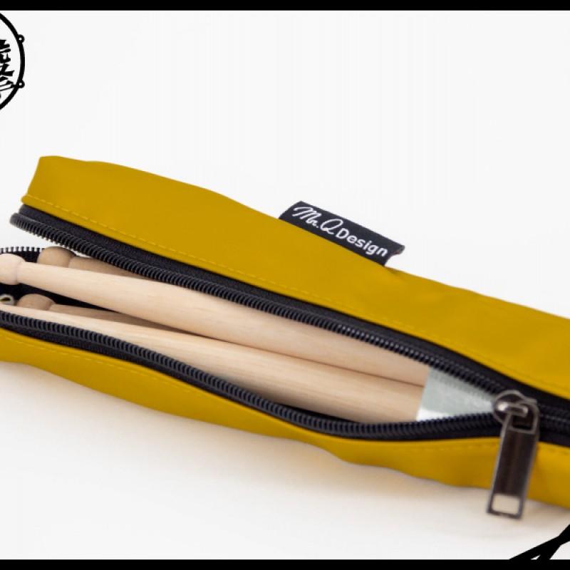 Drum Life 時尚隨身鼓棒袋-黃金色 (ES-GL) 【美鼓打擊】