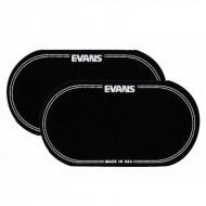 Evans EQPB2 黑色雙踏大鼓保護貼