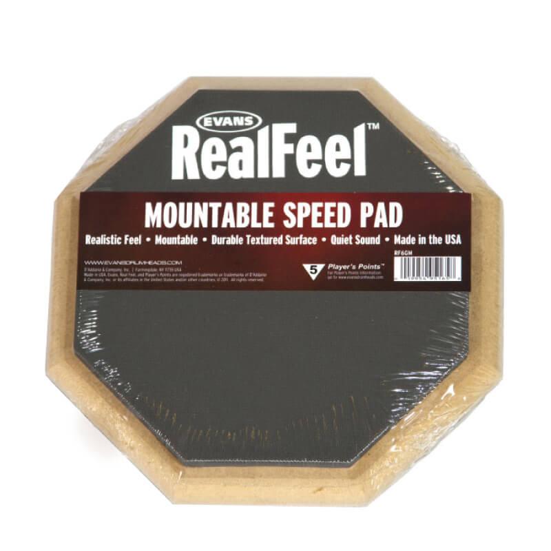 EVANS HQ Realfeel 6吋單面打點板