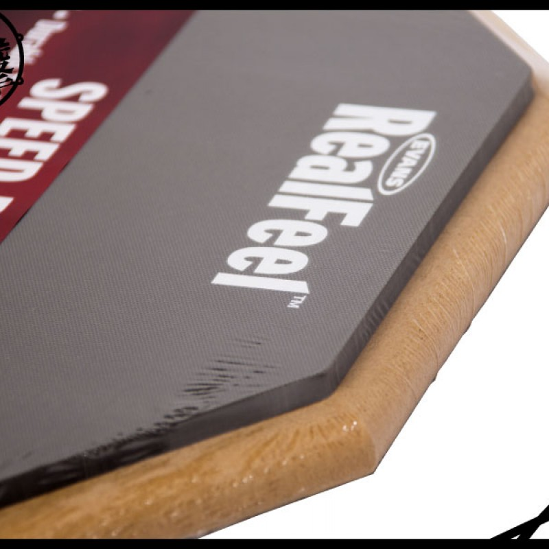 EVANS HQ Realfeel 12吋單面打點板