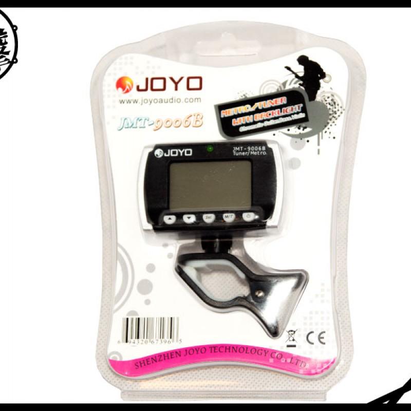 JOYO JMT-9006B 二合一多功能調音器/節拍器