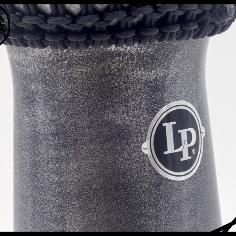 LP LP725G Djembe 灰色 12.5吋金杯鼓|非洲鼓 (LP-725G) 【美鼓打擊】