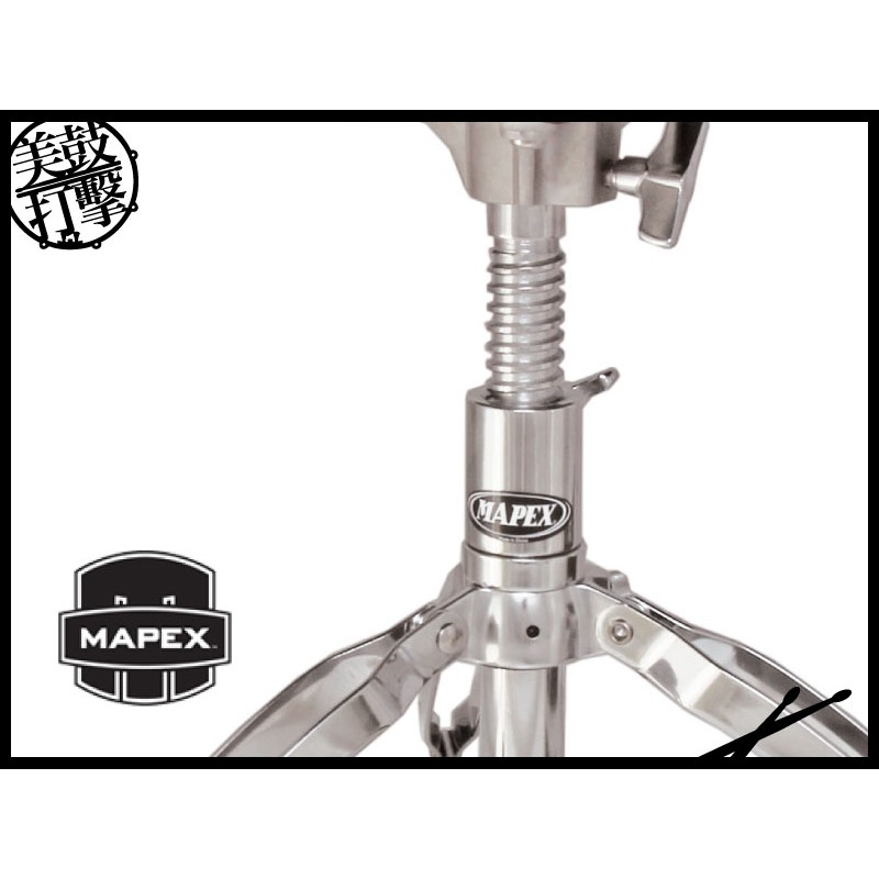 Mapex T561A 圓座鼓椅 螺旋調高度 (T561A) 【美鼓打擊】