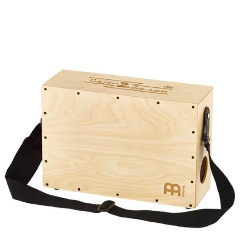Meinl CAJ2GO-1 斜背式 木箱鼓 旅行木箱鼓 (CAJ2GO-1) 【美鼓打擊】