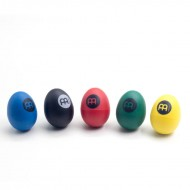 MEINL 蛋沙鈴單入 有五種顏色可供選擇