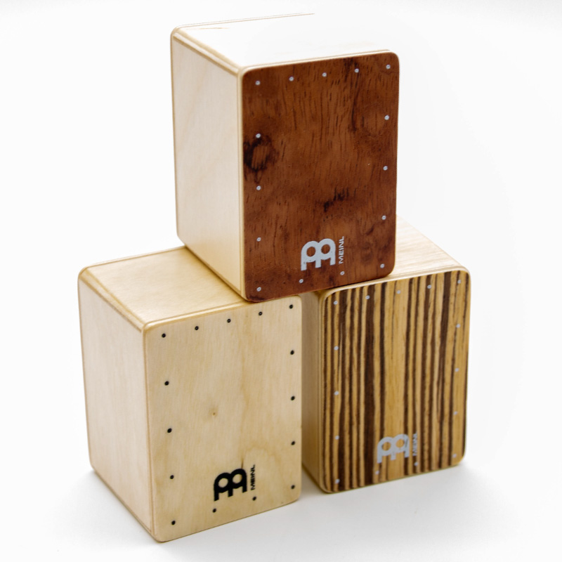 Meinl SH50-SET 木箱鼓造型沙鈴三個一組