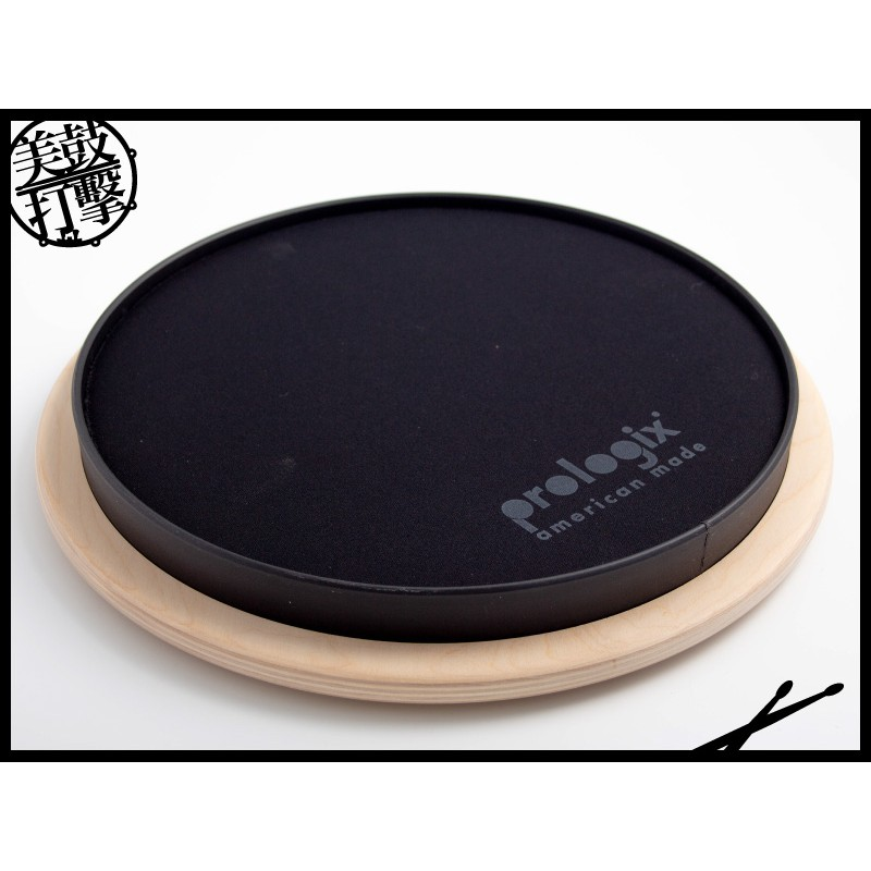 ProLogix 黑色 Blackout 12吋雙面打點板 (BLIGHTPAD12) 【美鼓打擊】