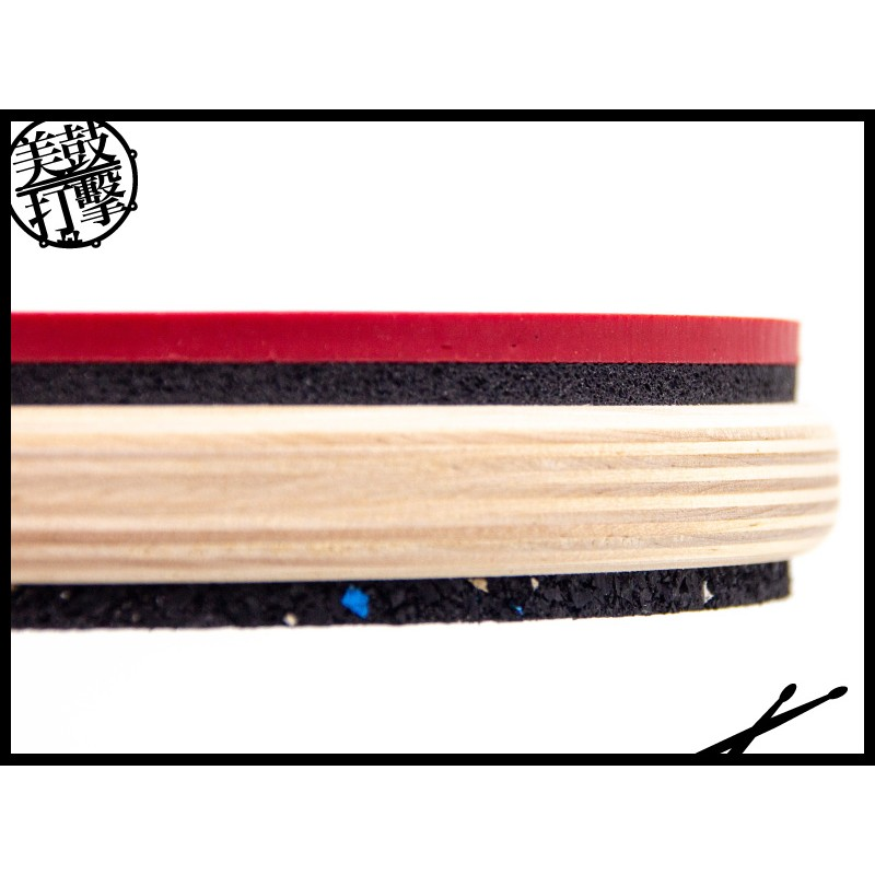 ProLogix 紅色 Storm 6吋單面打點板 (STORMPAD6) 【美鼓打擊】