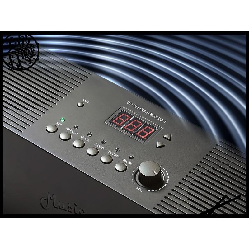 QDrum 充氣式電子爵士鼓|神氣鼓 (S-301) 【美鼓打擊】