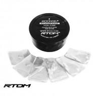 RTOM Moongel Damper Pad  透明六片裝鼓用吸音貼