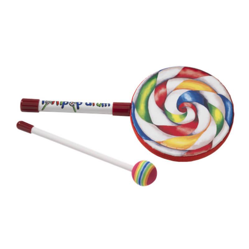 Remo Lollipop Drum 六吋棒棒糖鼓 (ET-7106-00) 【美鼓打擊】