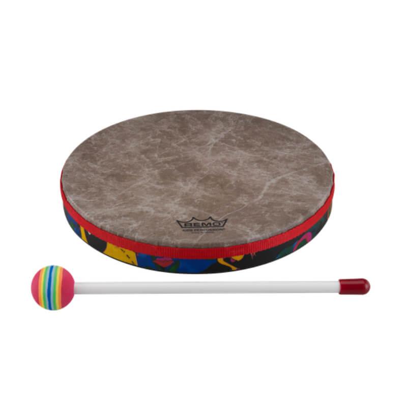 Remo Kids Percussion 兒童10吋手鼓 框鼓 (KD-0110-01) 【美鼓打擊】