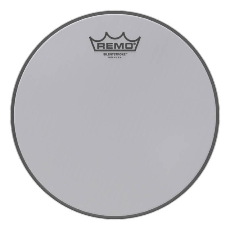 Remo SilentStroke 10吋靜音網狀鼓皮 (SN-0010-00) 【美鼓打擊】