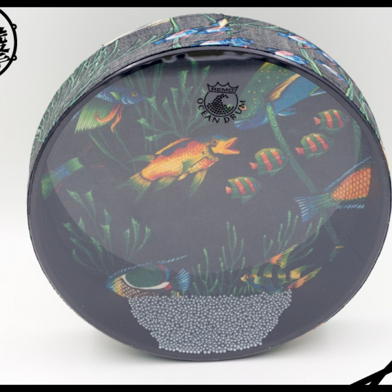 Remo 12吋海洋鼓海浪鼓 ocean drum