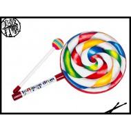Remo Lollipop Drum 八吋棒棒糖鼓