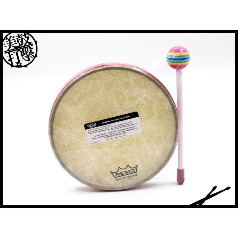 Remo Kids Percussion 兒童8吋手鼓 框鼓 (KD-0108-01) 【美鼓打擊】