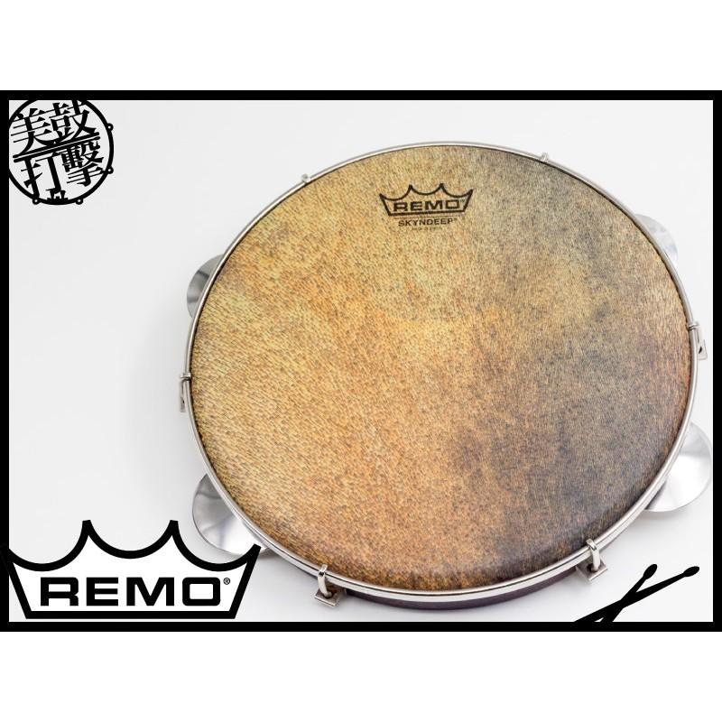 Remo Samba Choro Panderios 10吋潘代羅|巴西鈴鼓 (PD-8210-81-213) 【美鼓打擊】