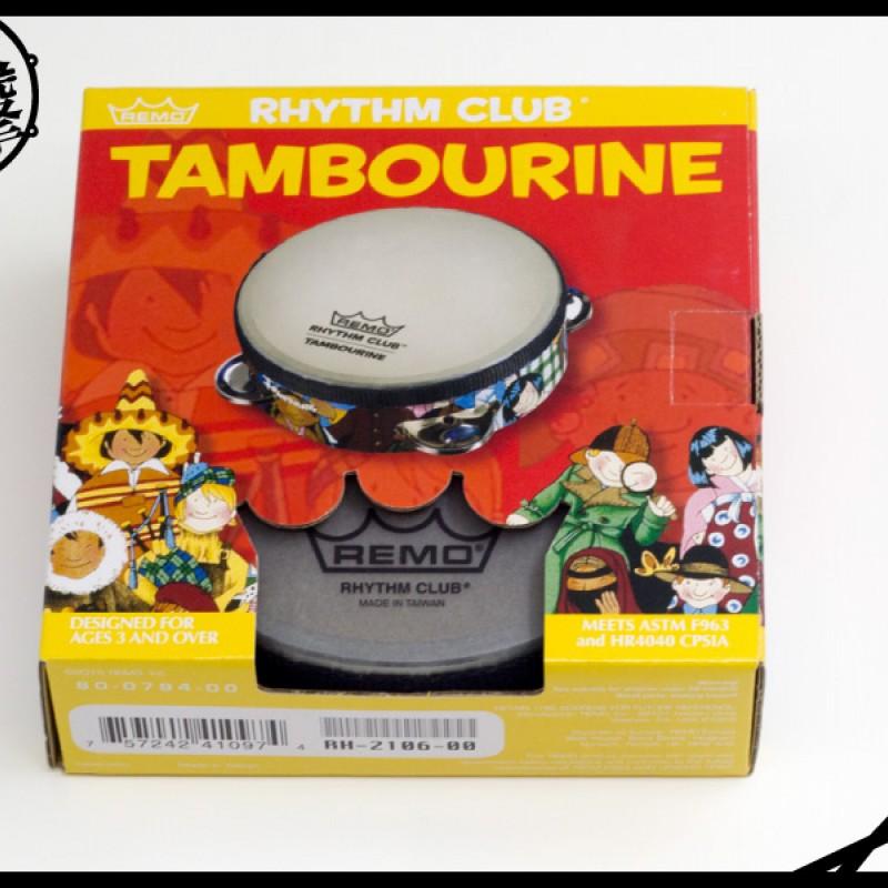Remo Rhythm Club Tambourine 小孩專用鈴鼓