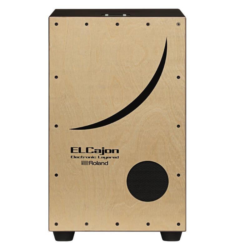 Roland EL Cajon EC-10 電子木箱鼓