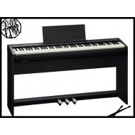 Roland FP-30 數位鋼琴【黑色全配款】