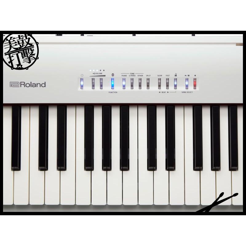 Roland FP-30 數位鋼琴【白色全配款】 (FP-30-WH) 【美鼓打擊】
