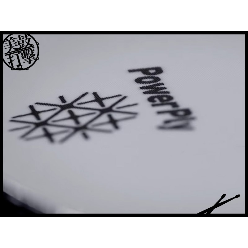 Roland PowerPly MH2 16吋網狀靜音鼓皮 (MH2-16) 【美鼓打擊】