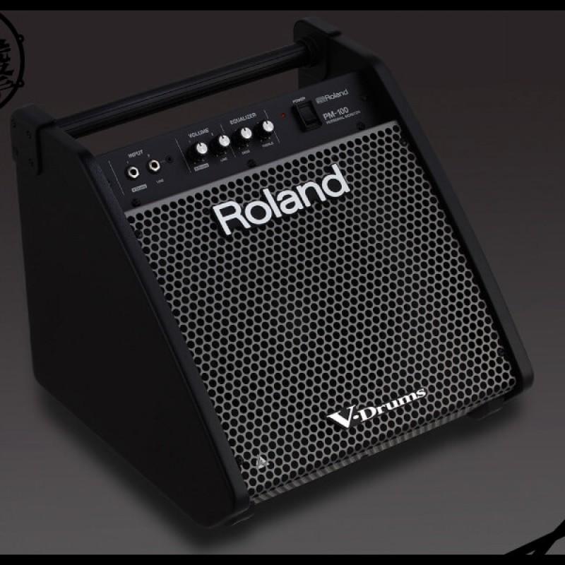 Roland PM-100 個人電子鼓監聽音箱 (PM-100) 【美鼓打擊】