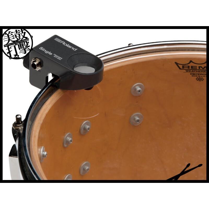 Roland Acoustic Drum Trigger 傳統鼓單區拾音器 (RT-30H) 【美鼓打擊】
