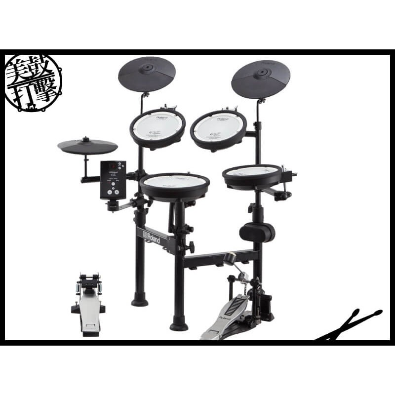 Roland TD-1KPX2 V-Drum 電子鼓組|電子套鼓 (TD-1KPX2) 【美鼓打擊】