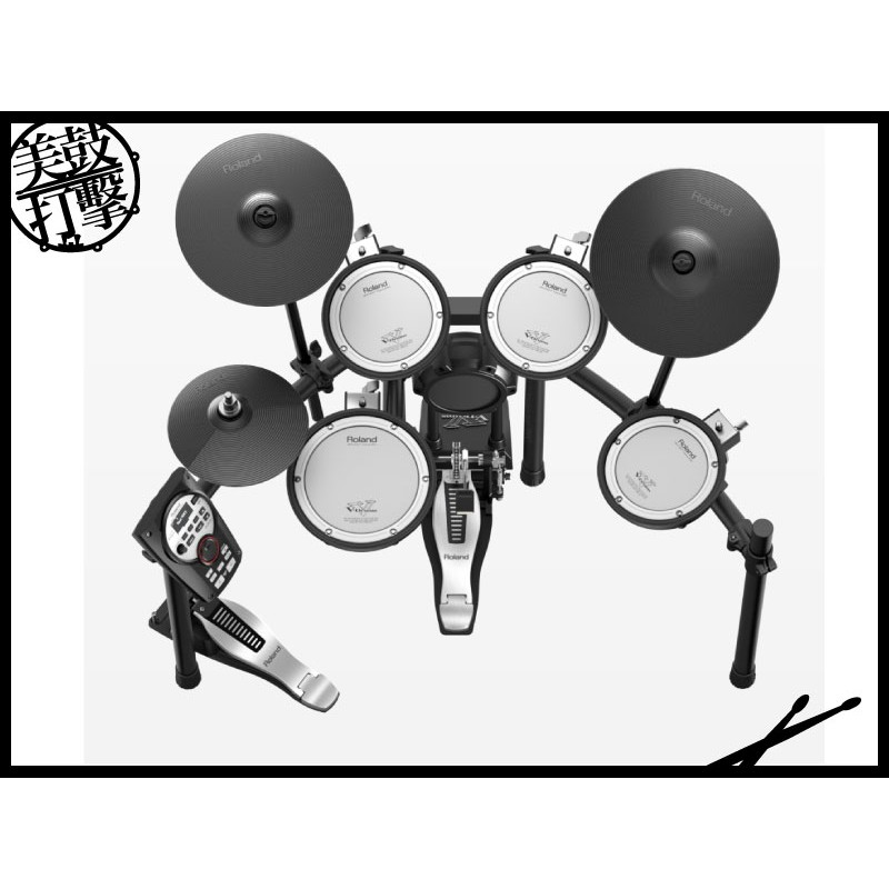 Roland TD-11KV V-Drum 電子鼓組|電子套鼓 (TD-11KV) 【美鼓打擊】