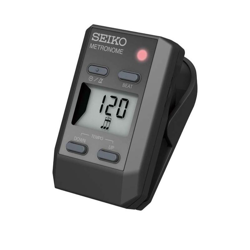 日本 SEIKO DM51  夾式數位節拍器