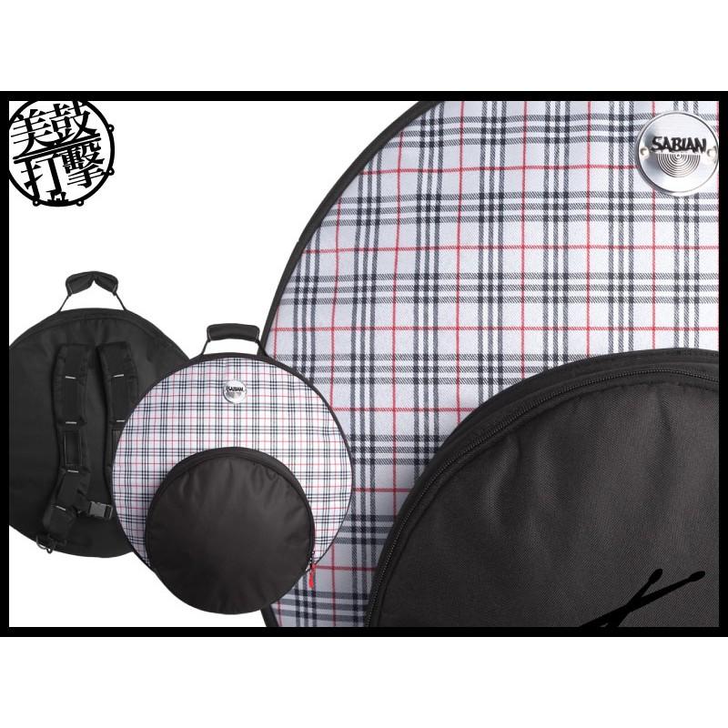 Sabian 22吋銅鈸快攜保護袋 (F22BPD) 【美鼓打擊】