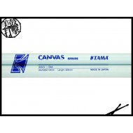 TAMA CANVAS 淺藍底藍字印刷橡木鼓棒