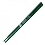 TAMA CANVAS 深綠底銀字印刷橡木鼓棒