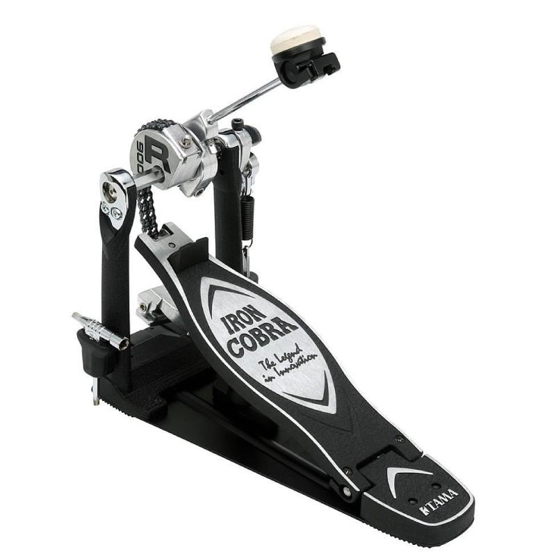 TAMA Iron Cobra 經典平滑型大鼓單踏 (HP900RS) 【美鼓打擊】